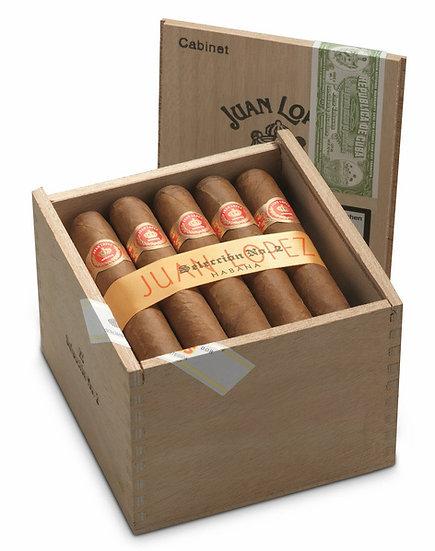Juan Lopez Seleccion No. 2 - Box of 25 Cigars