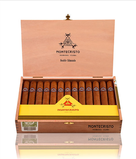 Montecristo Edmundo - Box of 25 Cigars