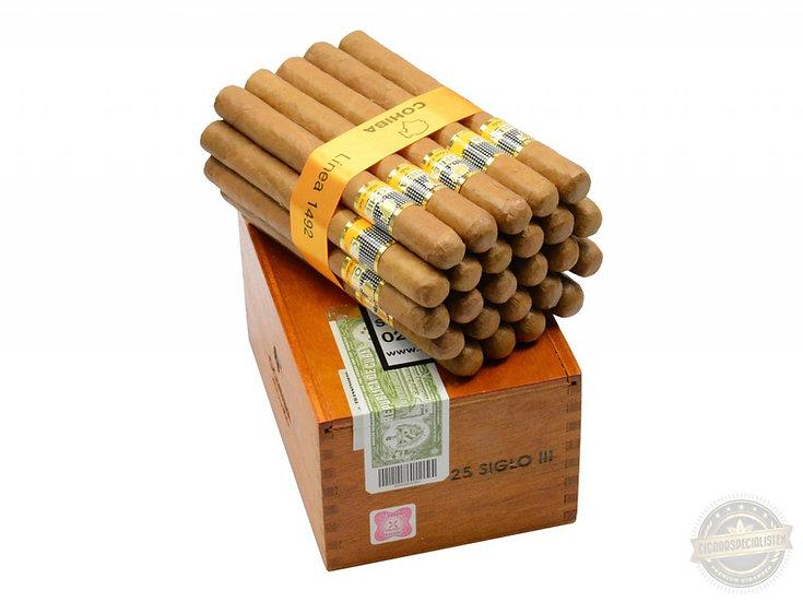 Cohiba Siglo 3 - Box of 25 Cigars