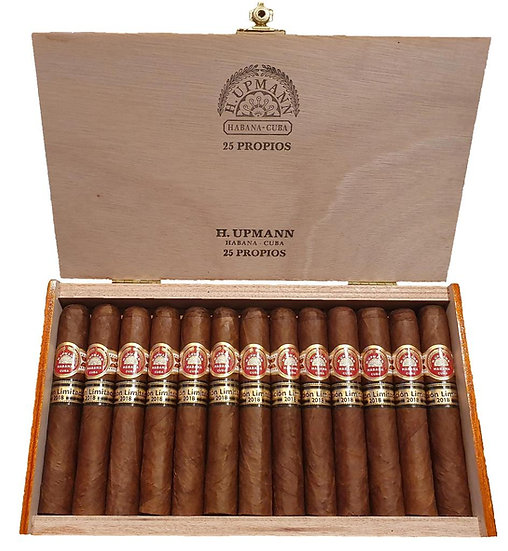 H. Upmann Propios Edicion Limitada 2018 - Box of 25 Cigars