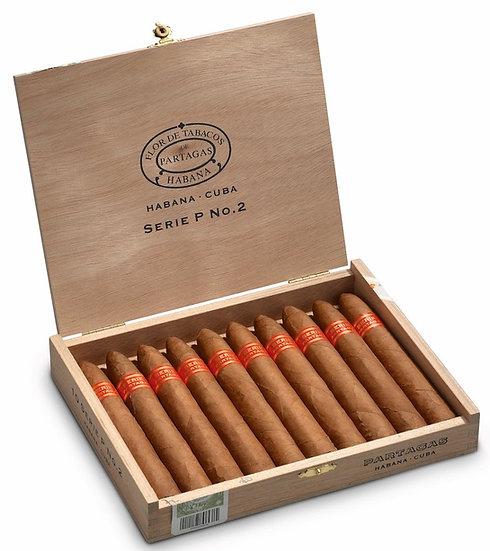 Partagas Serie P No. 2 - Box of 25 Cigars