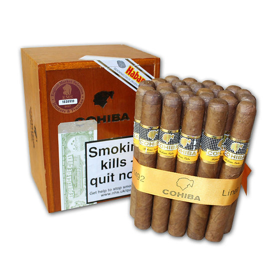 Cohiba Siglo 2 - Box of 25 Cigars