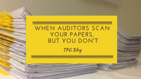 Why are Your Auditors Scanning Your Accounts Payable Documents?