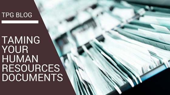 Taming Your Human Resources Documents