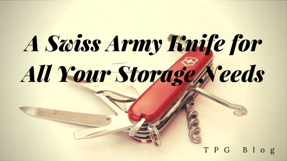 A Swiss Army Knife for All Your Storage Needs