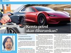 Masa depan Industry Electric Vehicle di Malaysia.