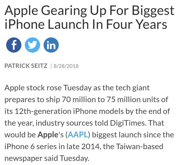 [CFD] Apple bersedia melancarkan Iphone generasi ke 4. Bagaimana beruntung?