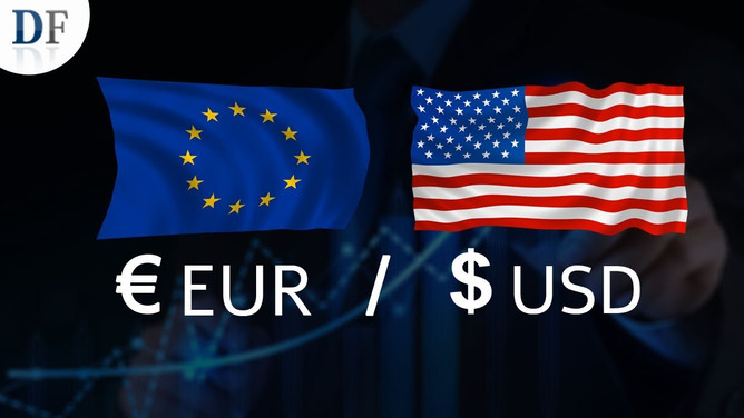 eurusd trade idea. (28/2/20)
