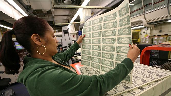 US Dollar Kejatuhan Berterusan