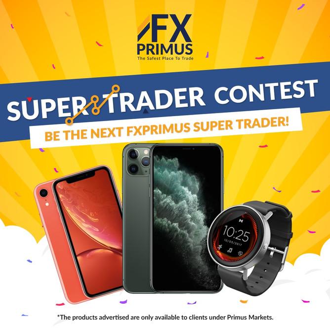 FXPRIMUS SUPER TRADER PROMOTIONS