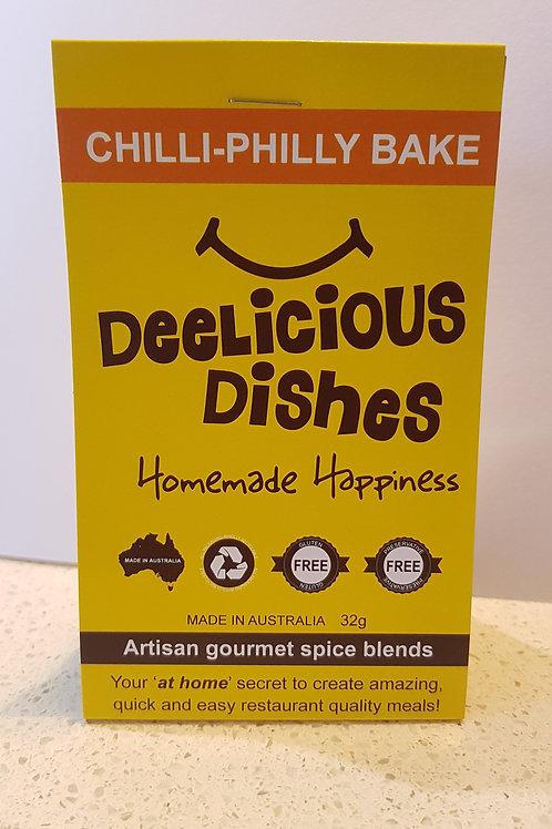 Chilli-Philly Chicken Bake