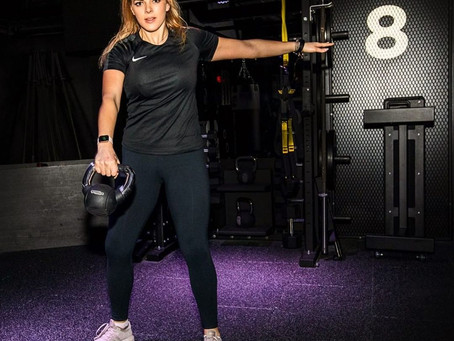 Introducing Camilla, a personal trainer and class coach at London's hottest studio, Flex Chelsea!