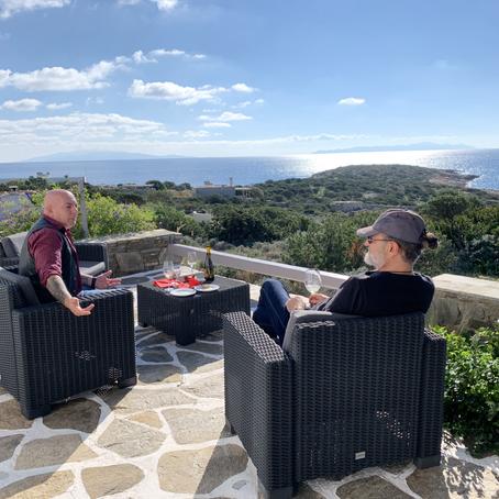 Vivere in Grecia, mi sono innamorato di Paros 17 anni fa - Vivere alle isole Cicladi-