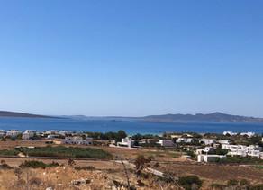 Isola di Paros, Alyki o verso l'autunno.