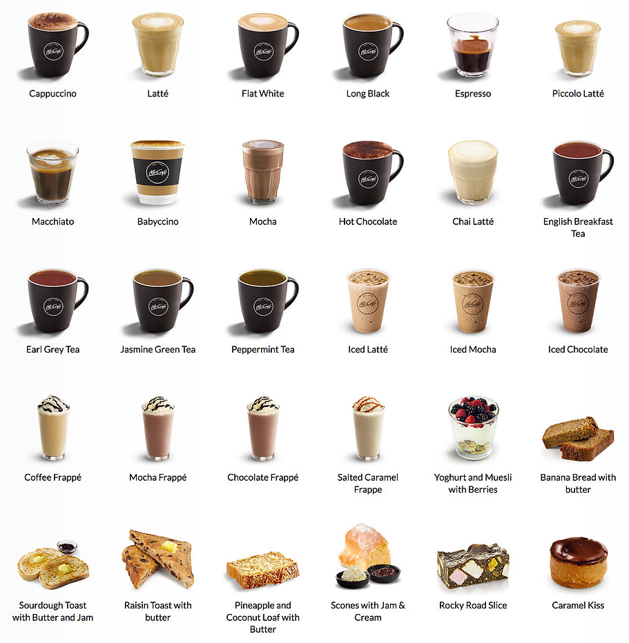 Gunnedah Coffee McCafe