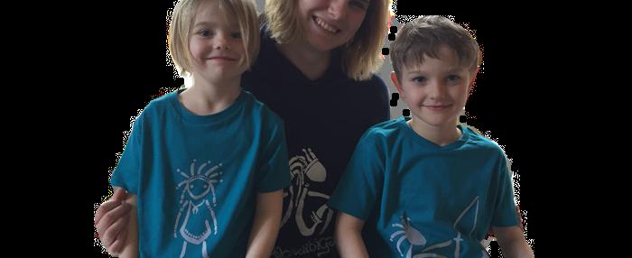 """Kinder T-Shirt """"BATA"""""""