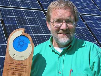 John Hippensteel: The State of Solar Thermal also Solar Aesthetics
