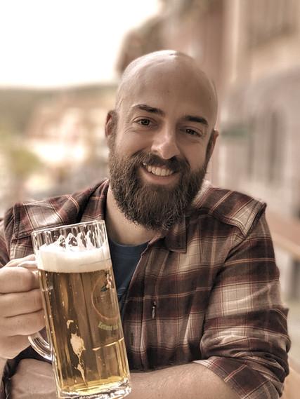 Brian Jacobs - Brewing Kveik Like a Badger