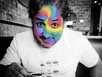 Angel Saavedra Cisneros: Identity Matters