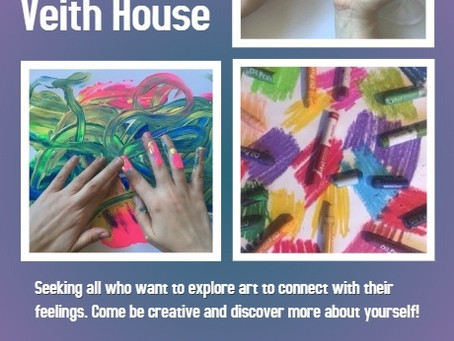 Art Therapy at Veith House