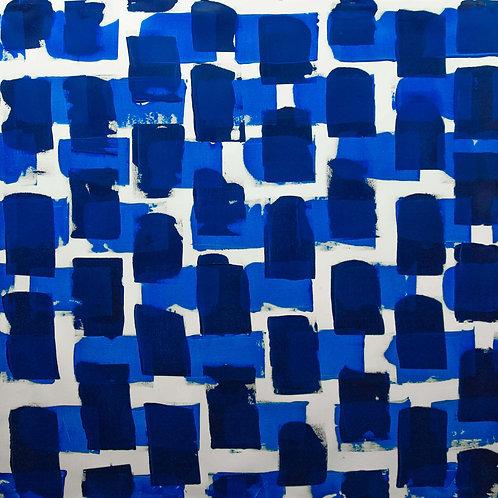 Art Print | Blue Daze