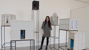 奇奇怪怪的建筑?爱丁堡艺术家的跨界'建筑设计'