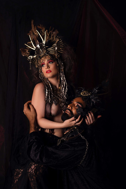 Persephone and Hades 珀耳塞福涅与哈迪斯