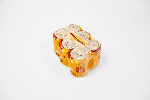 Six pac of póker 1 Sculpture