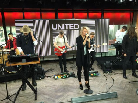 Lecrae on the Tonight Show & Worship Band Hillsong Appears on the Today Show!