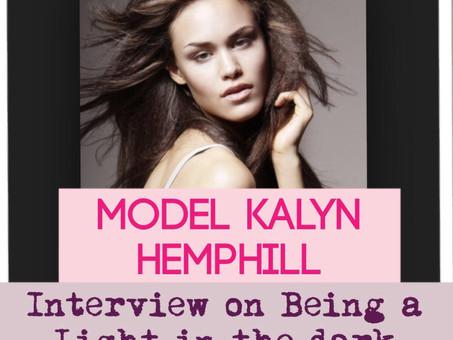 Interview with Model Kalyn Hemphill: Project Runway's Season 6 Winner!