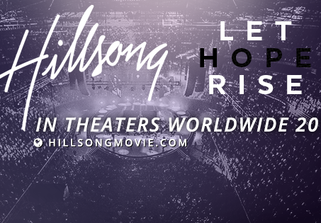 WARNER BRO's 'THE HILLSONG MOVIE' and the NY TIMES FRONT PAGE NEWS