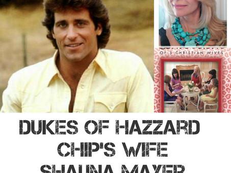 Former DUKES OF HAZZARD Chip Mayer's Wife Shauna Mayer's Interview + New Book 'Confessio