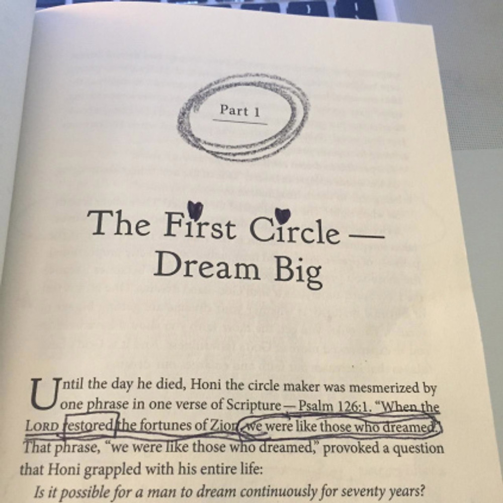 """""""THE CIRCLE MAKER"""" BY MARK BATTERSON"""