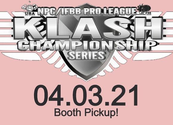 April Box (Klash Pre Order!)