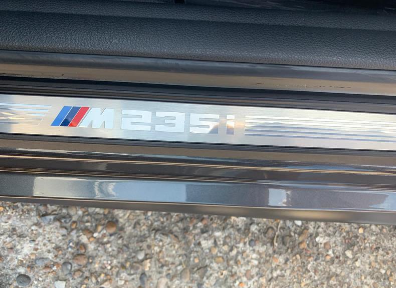 M235i Badge 1.JPG