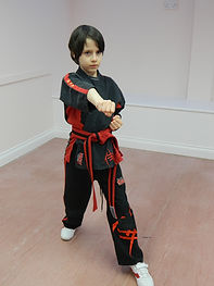 Hampshire TaeKwonDo Academy junior