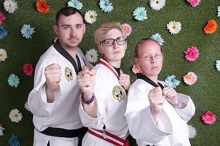 TaeKwonDo Academy - Martial Arts & Self Defence School Portsmouth