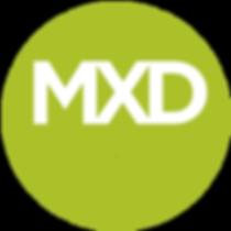 MXD Arts logo green