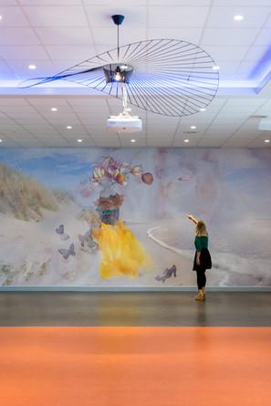 Verfraaiing Binnenruimtes Theater De Muze Noordwijk
