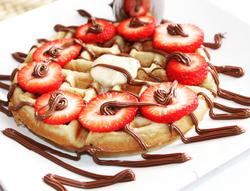 Dessert Waffle