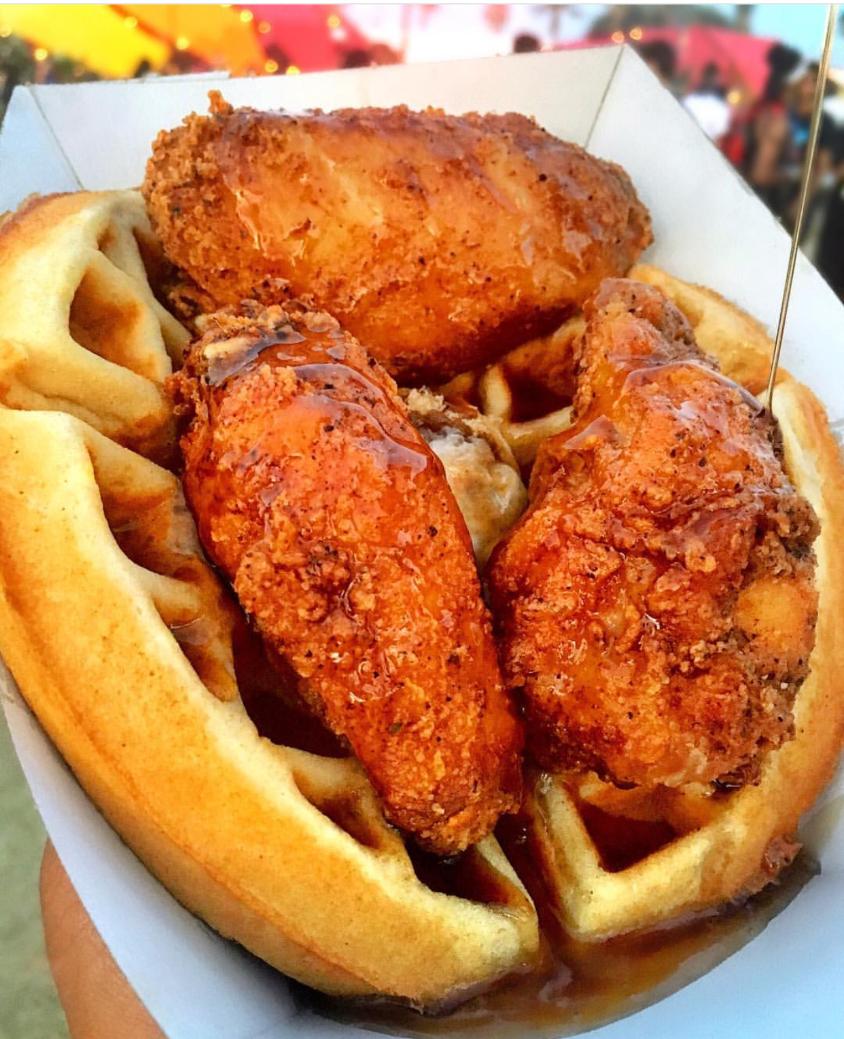 Wings N' Waffle