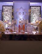 Gatsby Themed Bespoke Stage Design