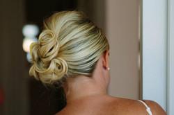 Beautiful Bridal hair.