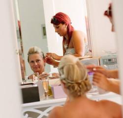 Miss D. Bridal Hair Reigate