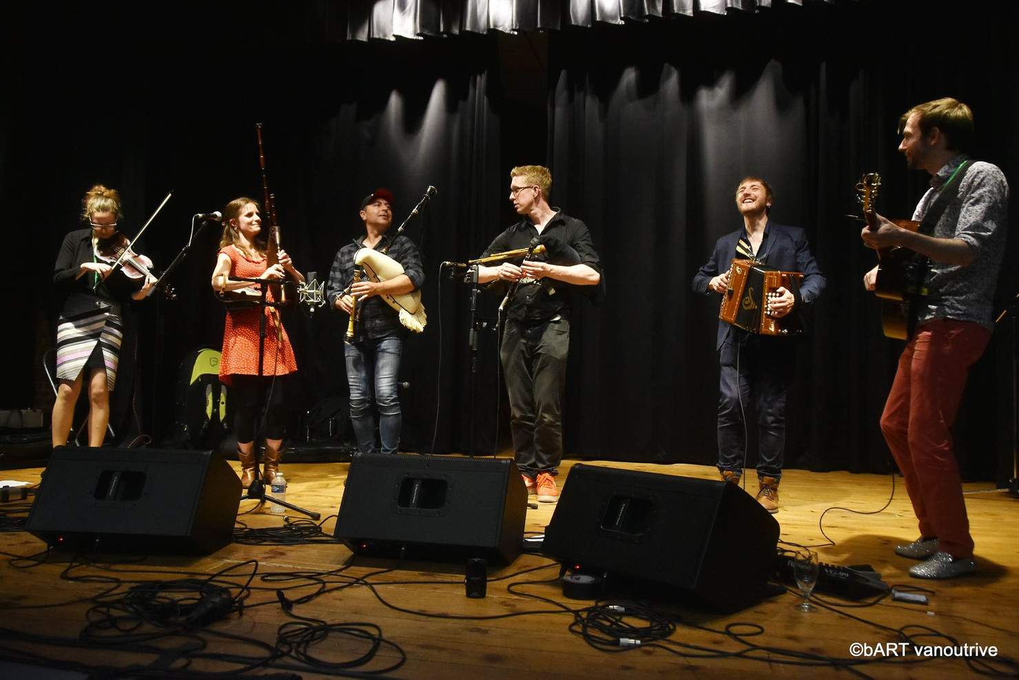 Duo Macke-Bornauw & Trio Andy May - Cass