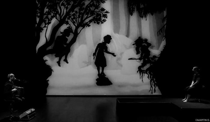 La Maitresse des Ombres - septembre 2016