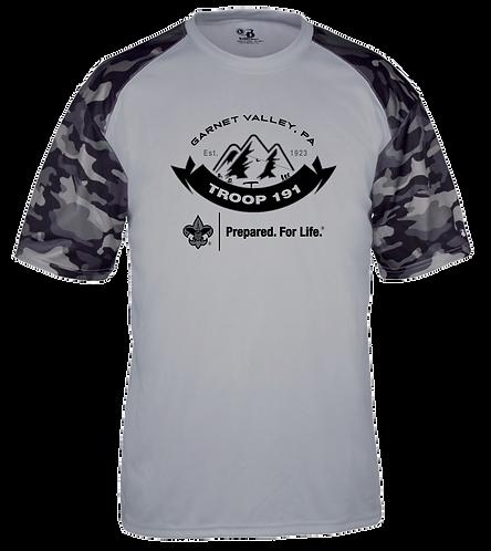 T-4141 Badger Sport Camo T-Shirt