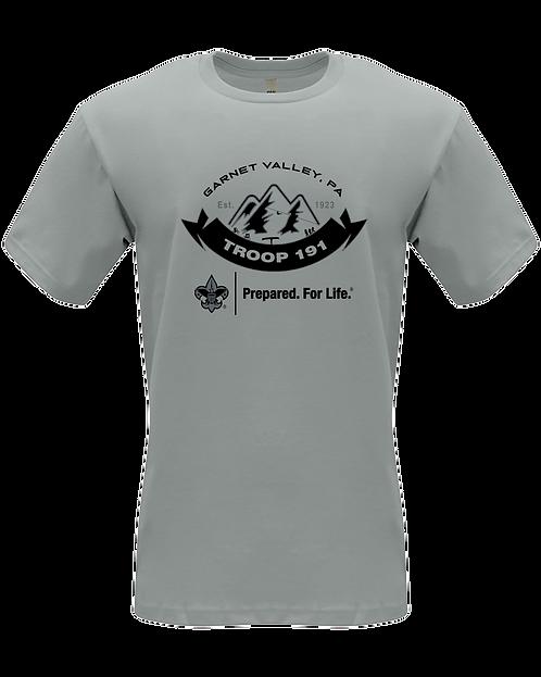T-1800  Next Level Unisex Cotton T-Shirt