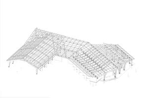 Модель общественного центра