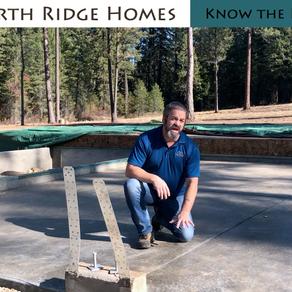 Custom Homes Series - Episode 17: Cracks in a Concrete Slab